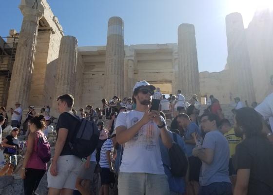 acropolis of greece