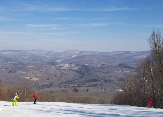ski near nyc